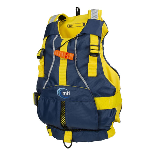 MTI Bob Kid's Life Jacket PFD Blue Side