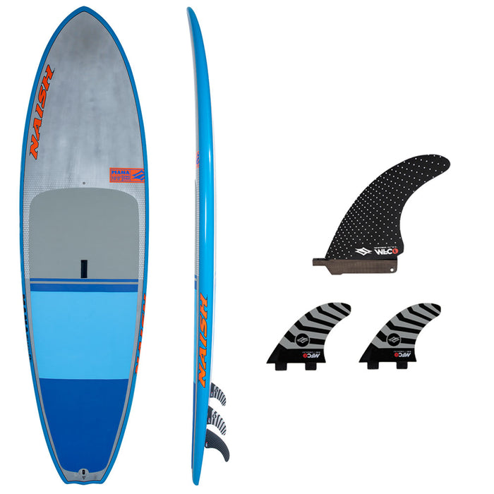 "Naish Mana GS 10'0"" Stand Up Paddleboard w/ Fins"