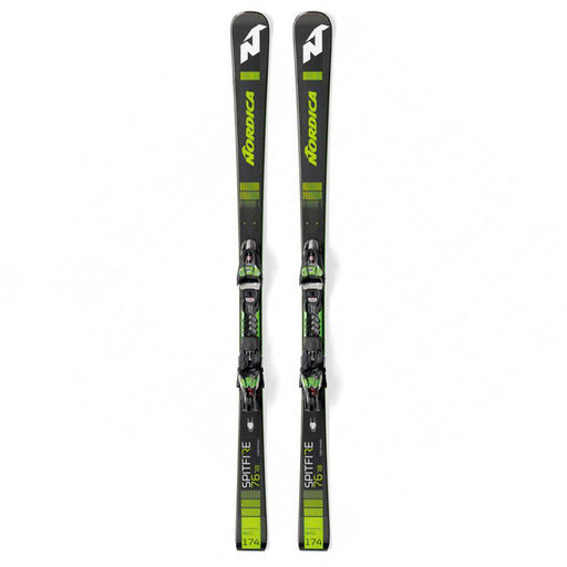 Nordica Doberman Spitfire 76 RB Skis with Bindings - New/Open