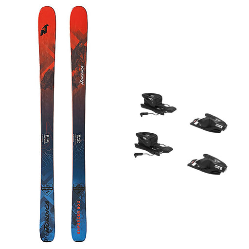 Nordica Enforcer 80 Kids Skis w/ Look NX 7 GW Bindings