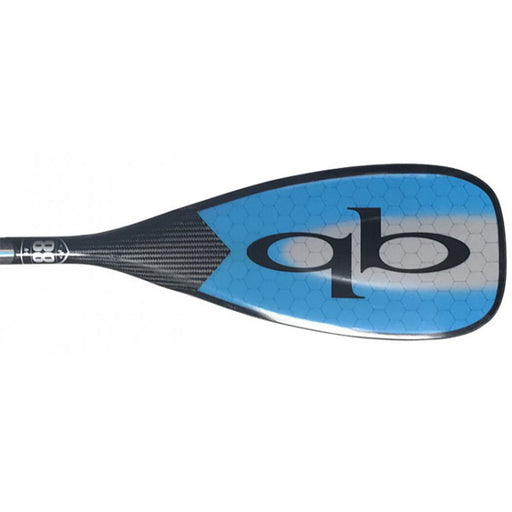 QuickBlade U-V Hex Flex SUP Paddle blue hex