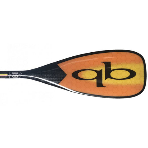 QuickBlade U-V Hex Flex SUP Paddle orange hex