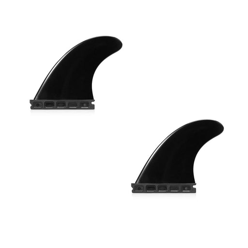 Replacement Stand Up Paddleboard and Surf Thruster Fin - Set of 2
