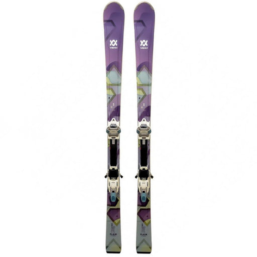 Volkl Flair 81 Carbon Women's Ski with Marker Bindings - New/Open