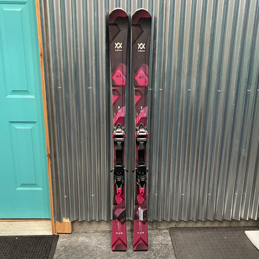 Volkl Flair Skis w/ Marker Bindings  - DEMO