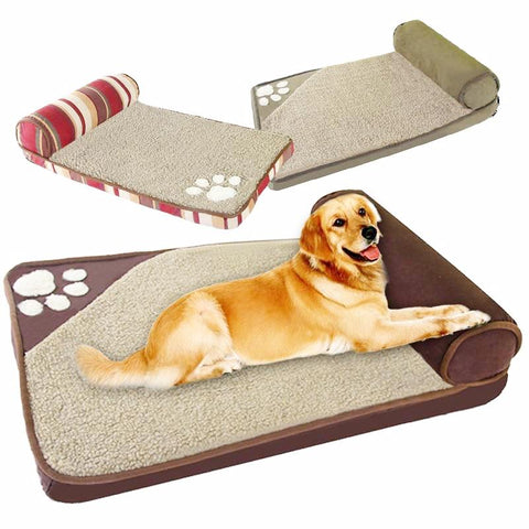 Roman Style Dog Bed