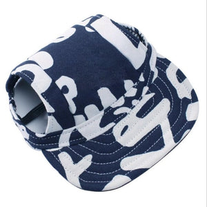 Patterned Dog Caps