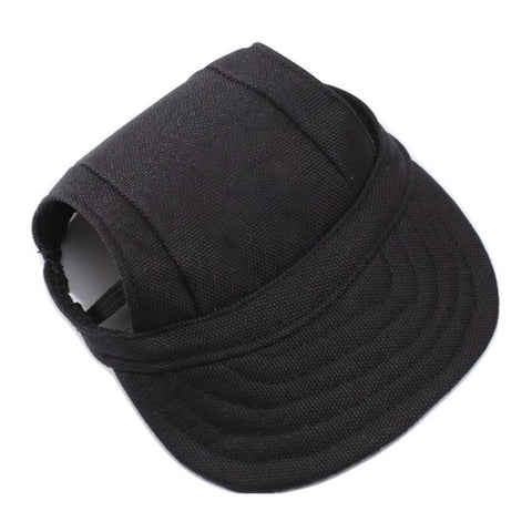 One Colour Dog Cap