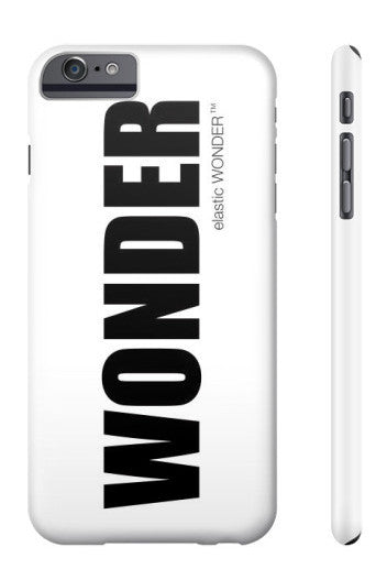 Elastic Wonder iPhone Cases - ElasticWonder.com