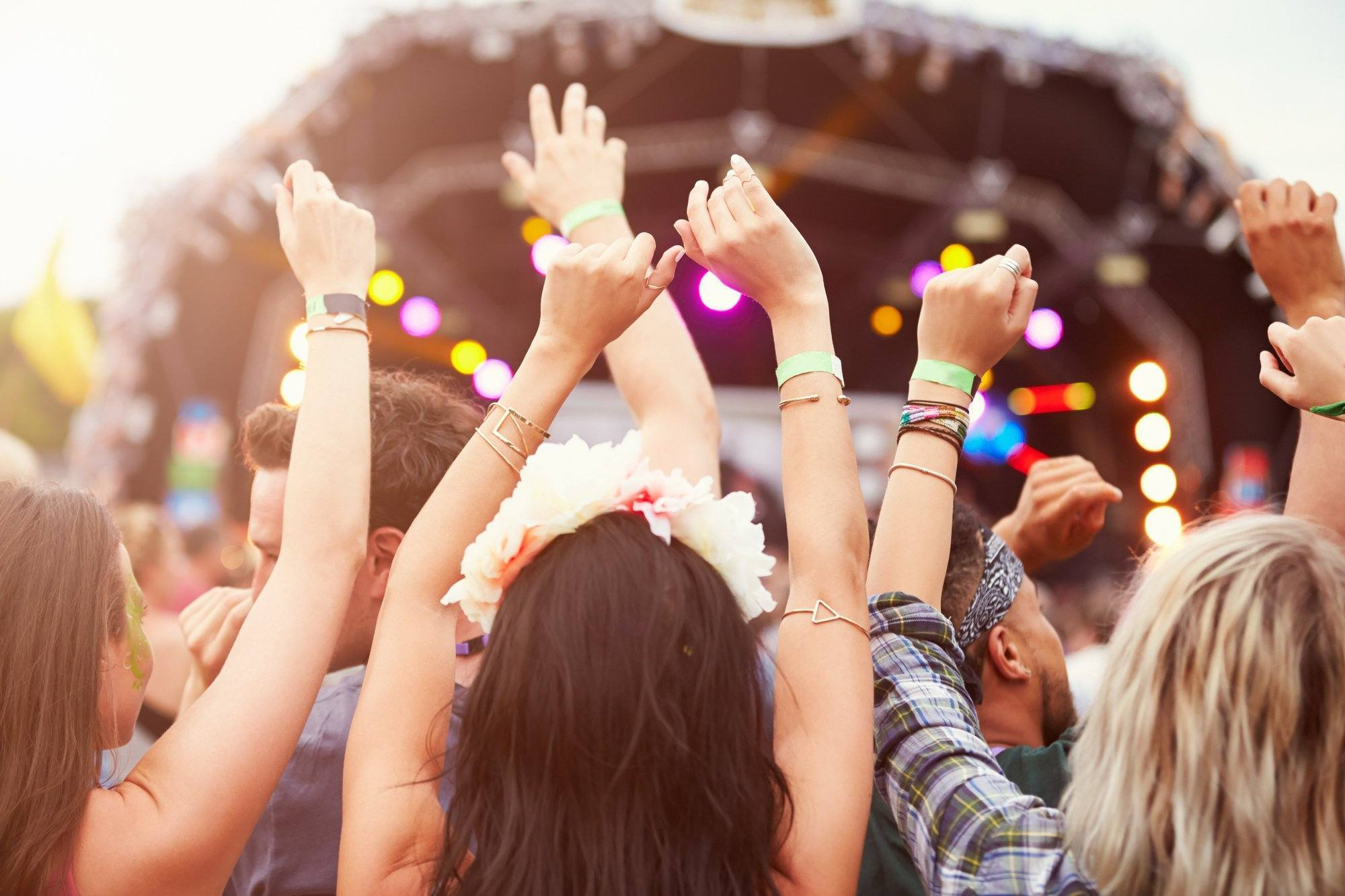 10 Music Festival Hacks You'll Wish You Knew Sooner