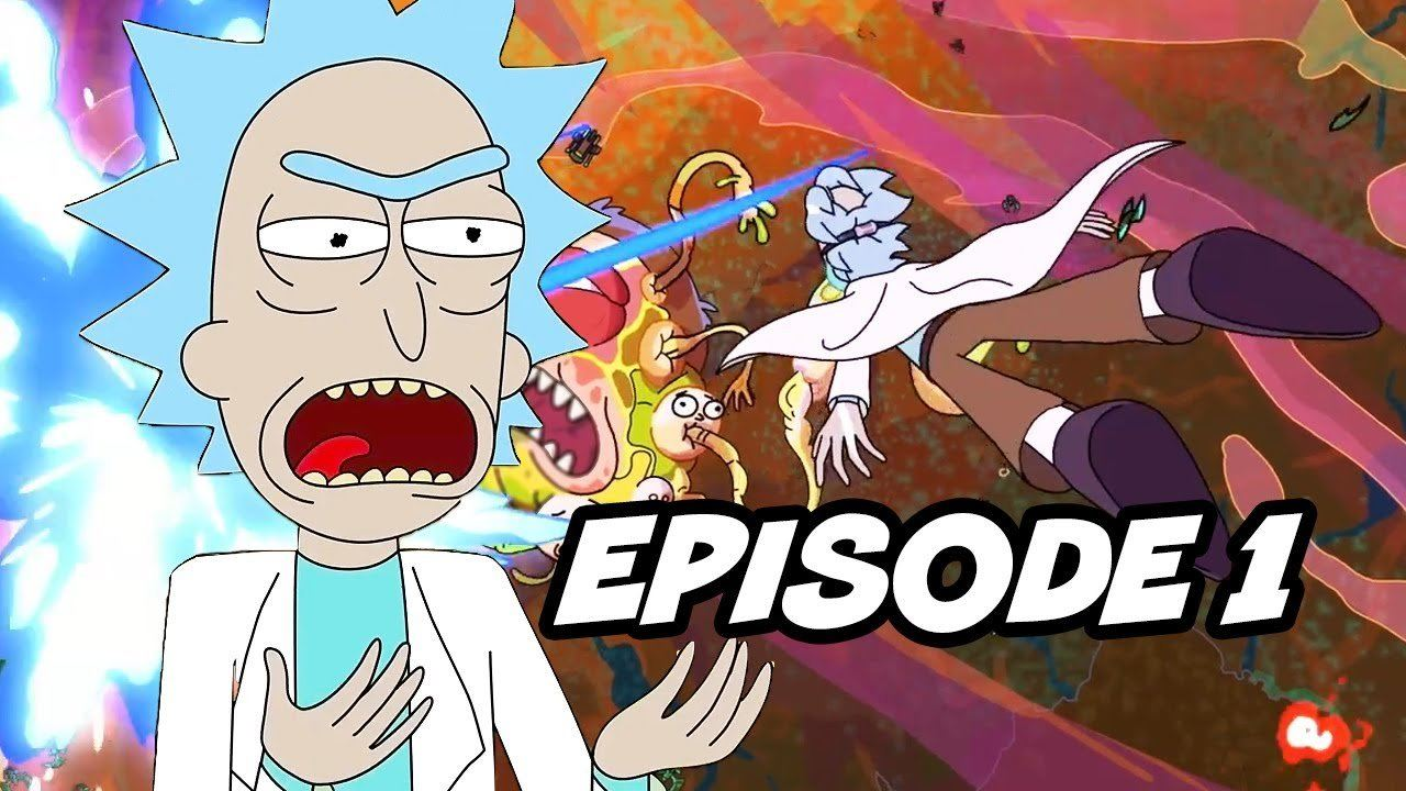 "Our takeaways from ""Rick and Morty"" Season 4 Premiere: 'Edge of Tomorty: Rick Die Rickpeat':"