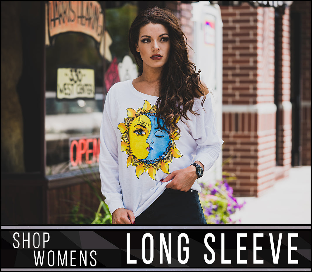 Womens Long Sleeves