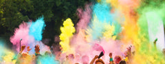 Gear Up for Color Runs by Electro Threads