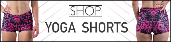 SHOP YOGA SHORTS