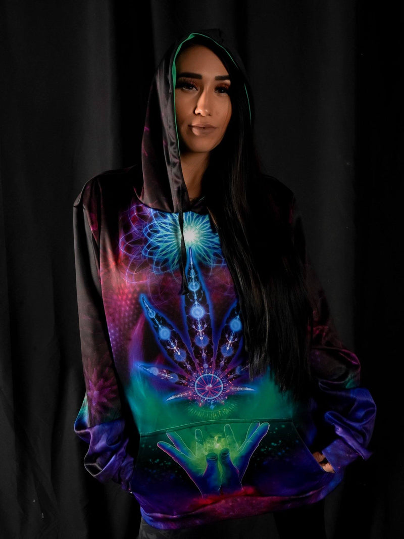 420 Lover Unisex Hoodie Pullover Hoodies Electro Threads