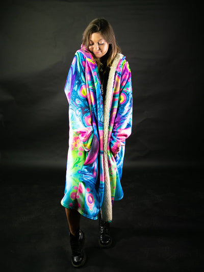90's Trip Dream Cloak Dream Cloak Electro Threads
