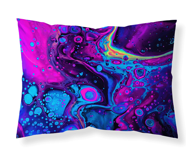 Acid Bath Pillowcase Pillowcase Electro Threads