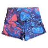 Acid Bath Yoga Shorts Yoga Shorts T6