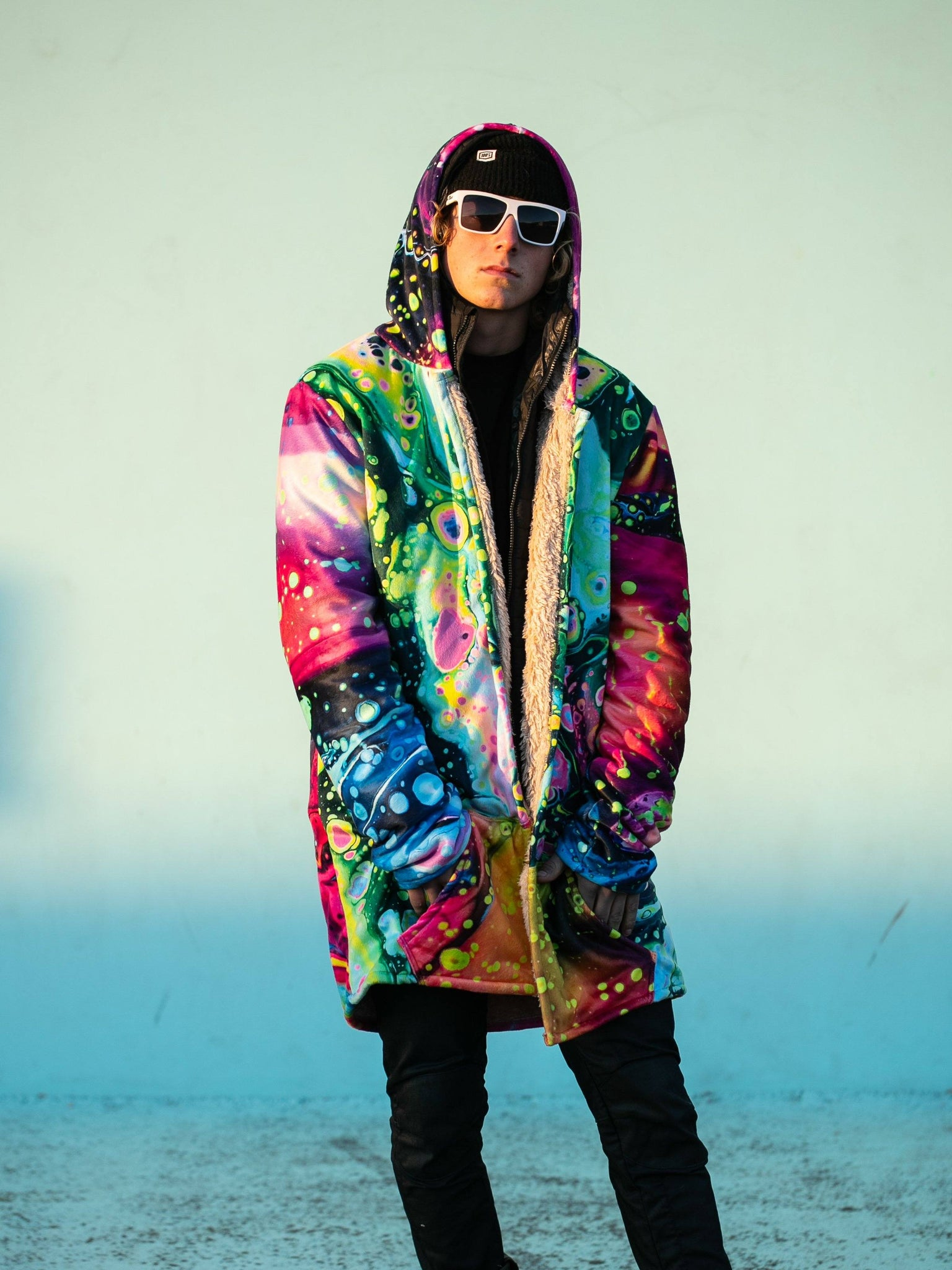 Acid Melt DreamCoat Dream Coat Electro Threads