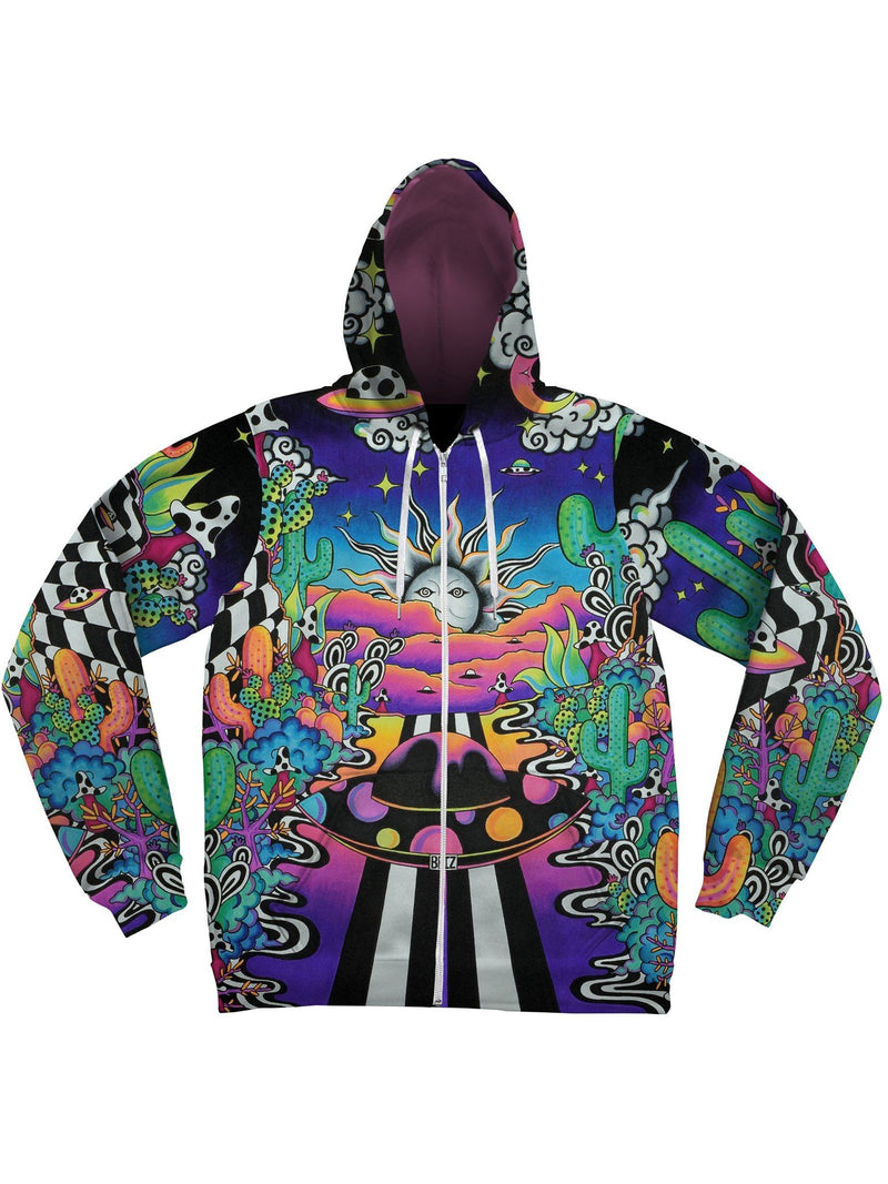 Aerials 51 Unisex Hoodie Pullover Hoodies Electro Threads