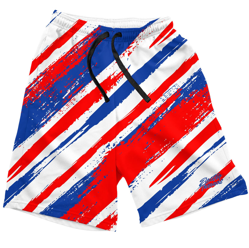 American Slasher Shorts Mens Shorts T6