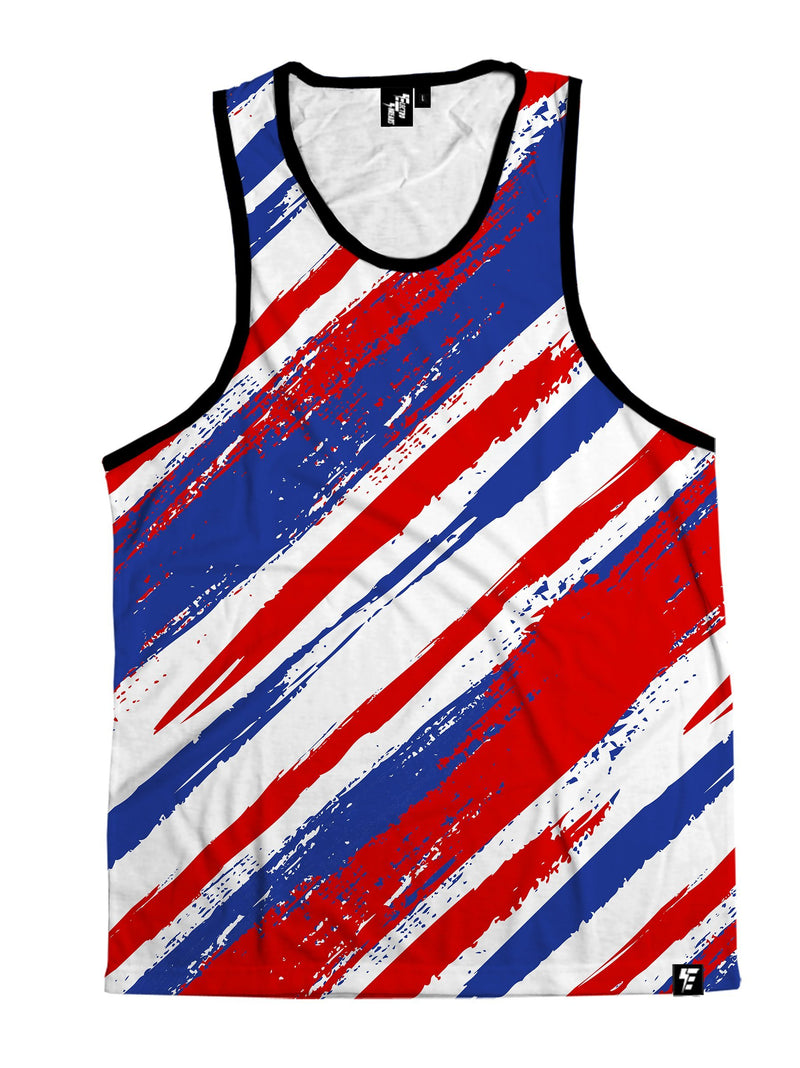 American Slasher Unisex Tank Top Tank Tops T6