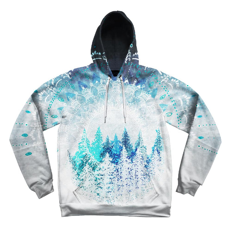 Among the Pines Unisex Hoodie Pullover Hoodies T6