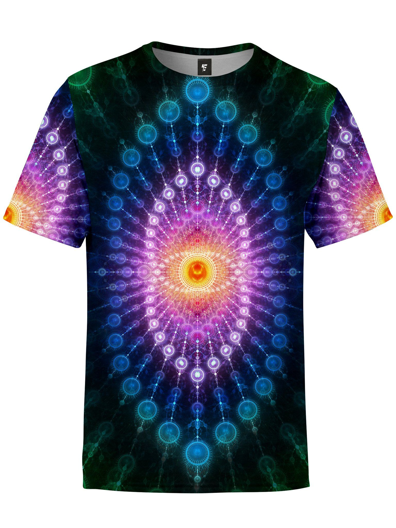 Ascension Unisex Crew T-Shirts Electro Threads