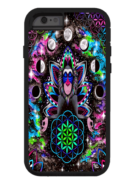 Astral Rafiki iPhone Phone Case Phone Case Electro Threads