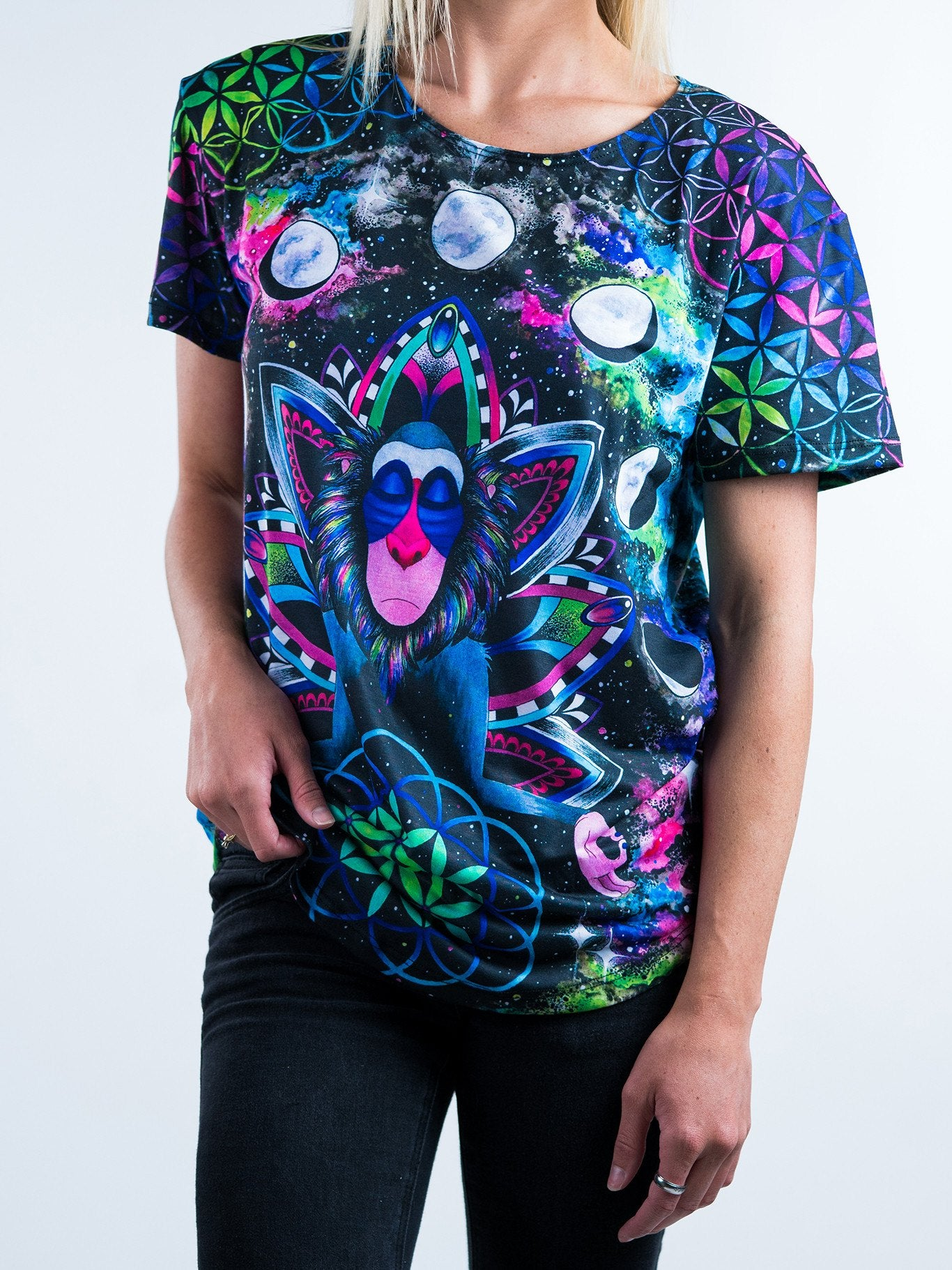 Astral Rafiki Scoop Tee T-Shirts T6