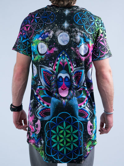 Astral Rafiki Tall Tee Mens Tall Tee T6