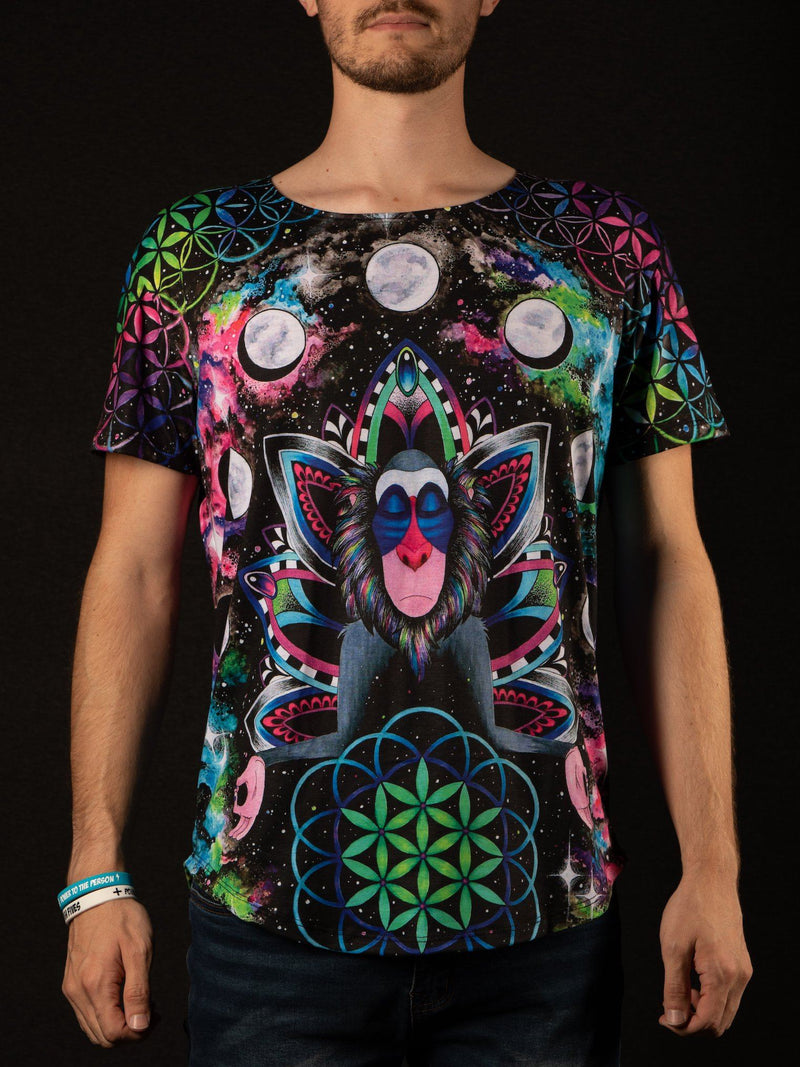 Astral Rafiki Unisex Scoop Tee T-Shirts T6