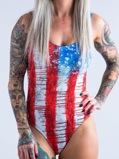 Bleed America Onepiece Onepiece T6 XS Red
