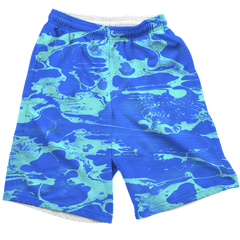 Blue Lagoon Shorts Mens Shorts T6
