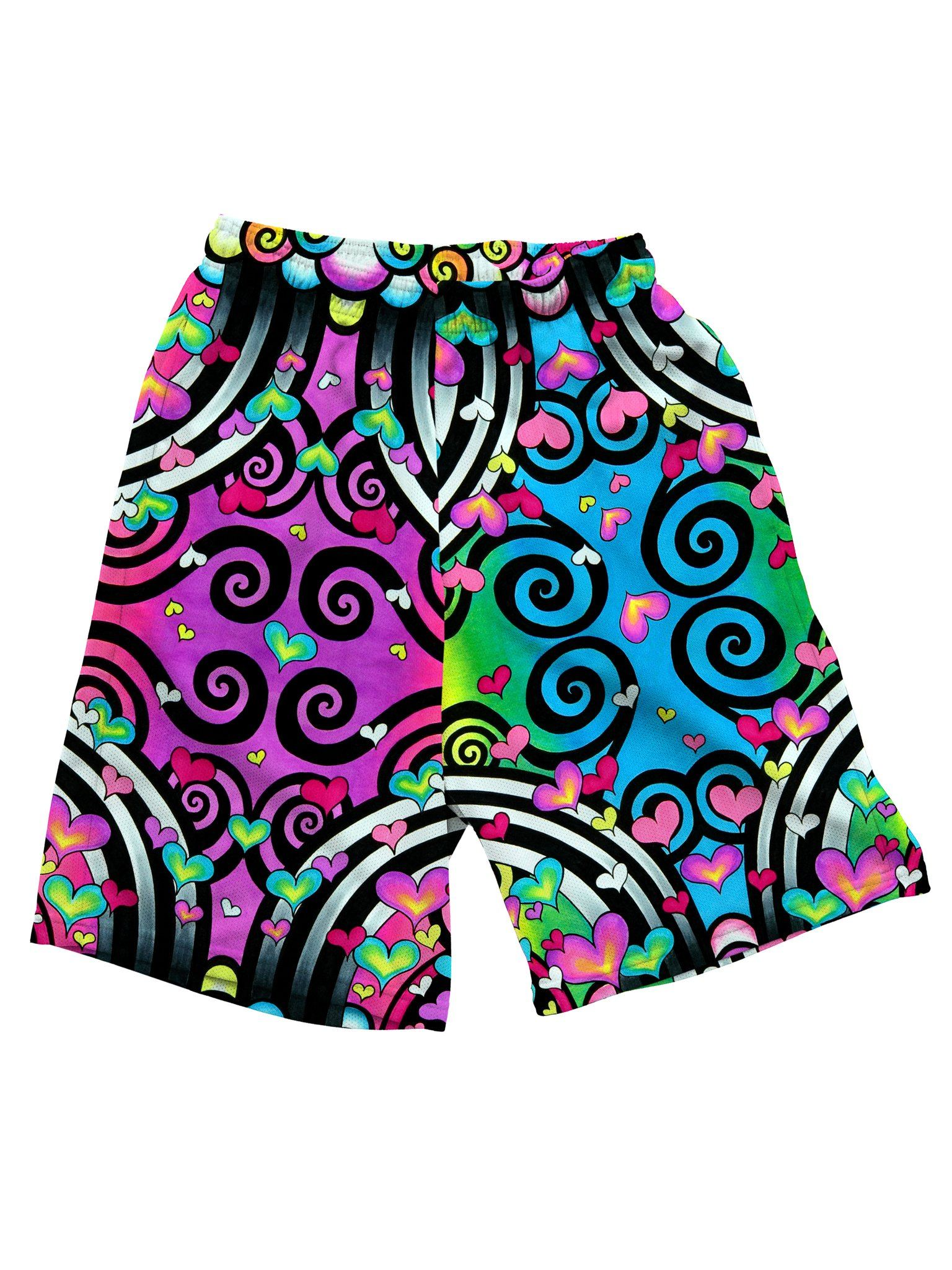 Brizmosphere Shorts Mens Shorts Electro Threads
