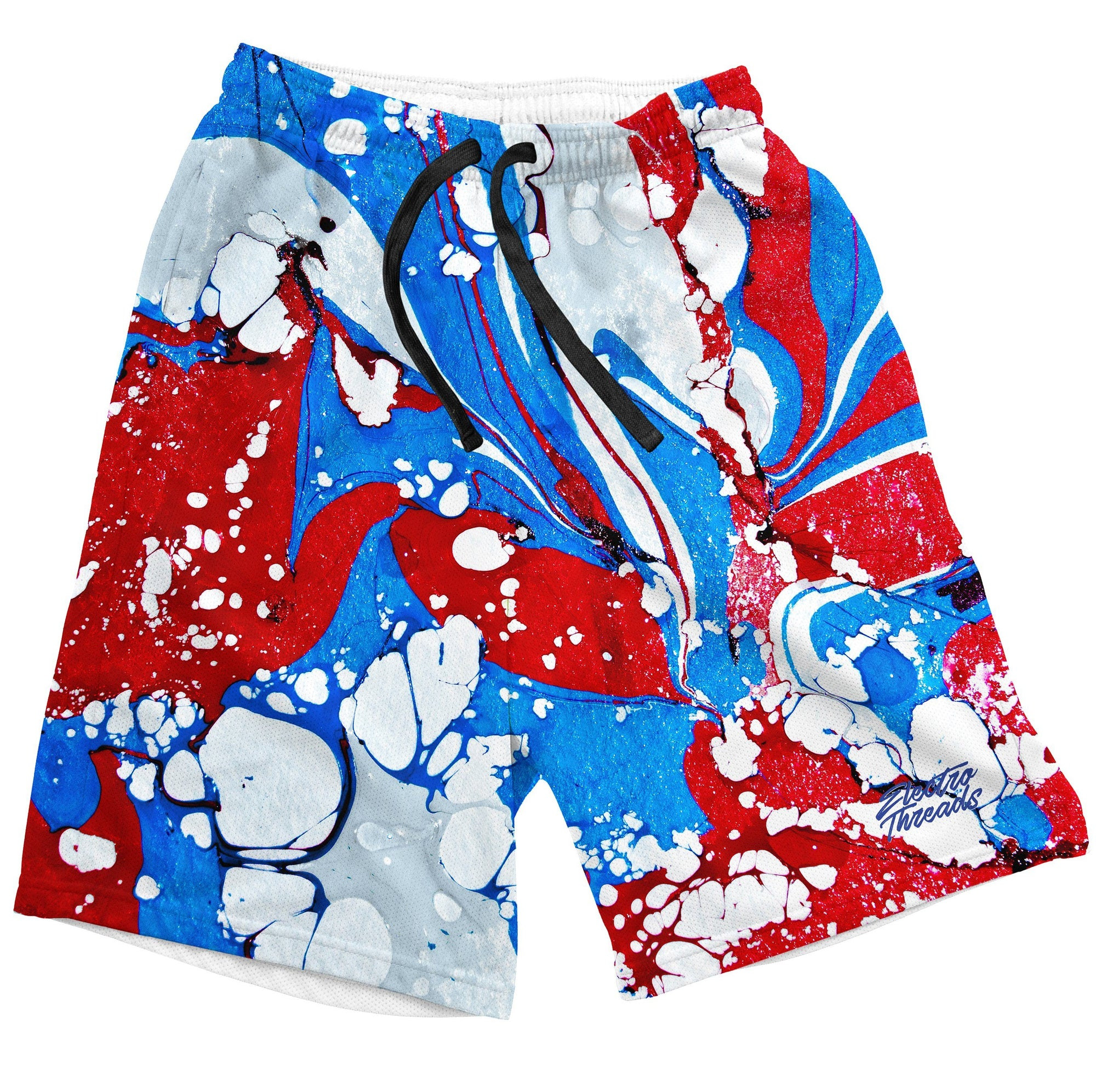 Captain Marble Swim Trunks Mens Swim Trunks T6
