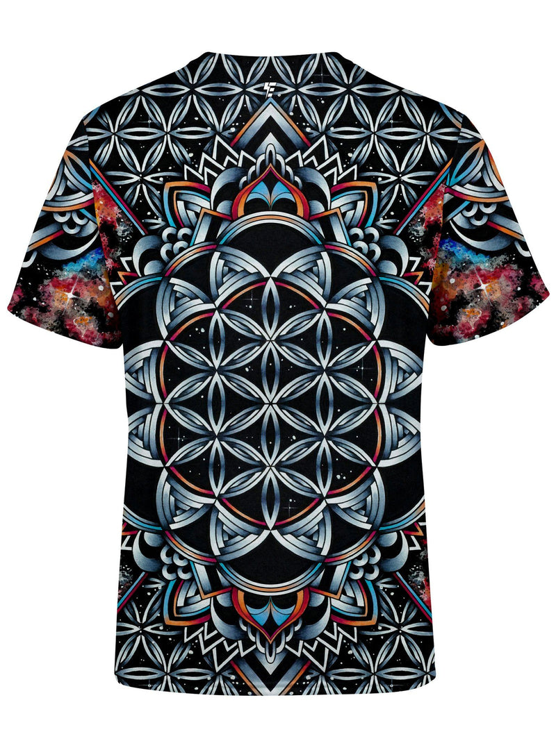 Chromatic Unisex Crew T-Shirts Electro Threads