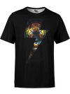 COLOR SOUL BOLT PREMIUM COTTON CREW Premium Supima Cotton Crew Tee T6