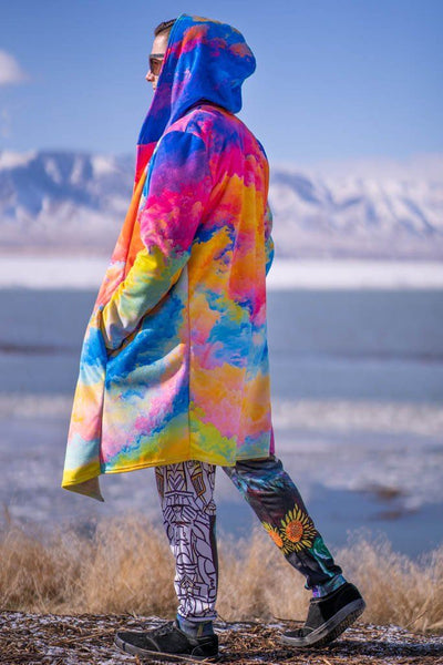 Color Storm Dream Cloak Dream Cloak Electro Threads