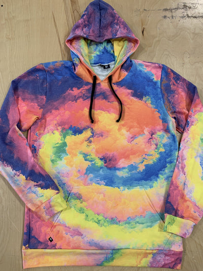 Color Storm Magic-Soft Unisex Hoodie Pullover Hoodies T6