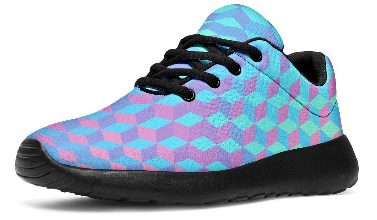 Colorful3d Sneakers YWF