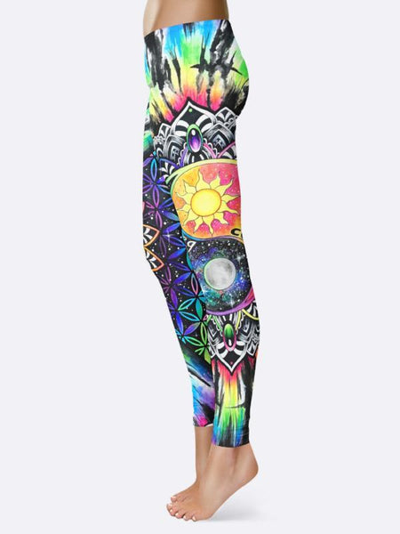 Connect Leggings Leggings T6