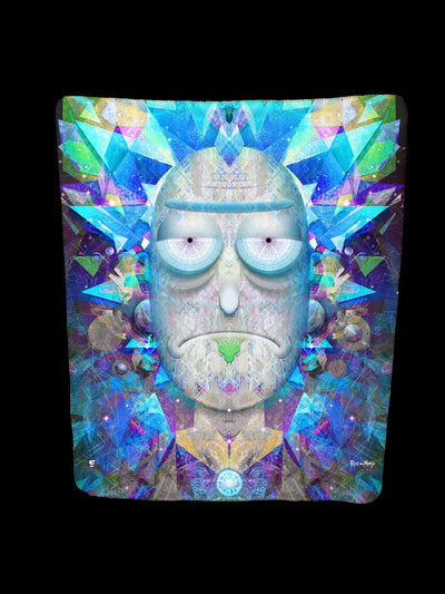 COSMIC RICK FOOTSIE BLANKET Footed Blanket Electro Threads