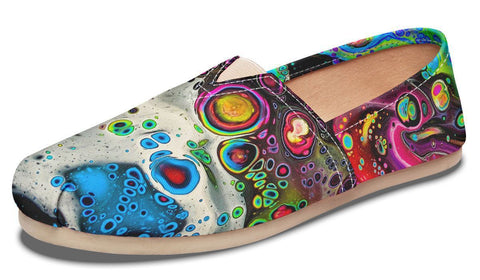 Cosmic Trip Casual Slip-on Shoes