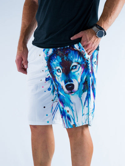 Dark Wolf Shorts Mens Shorts T6