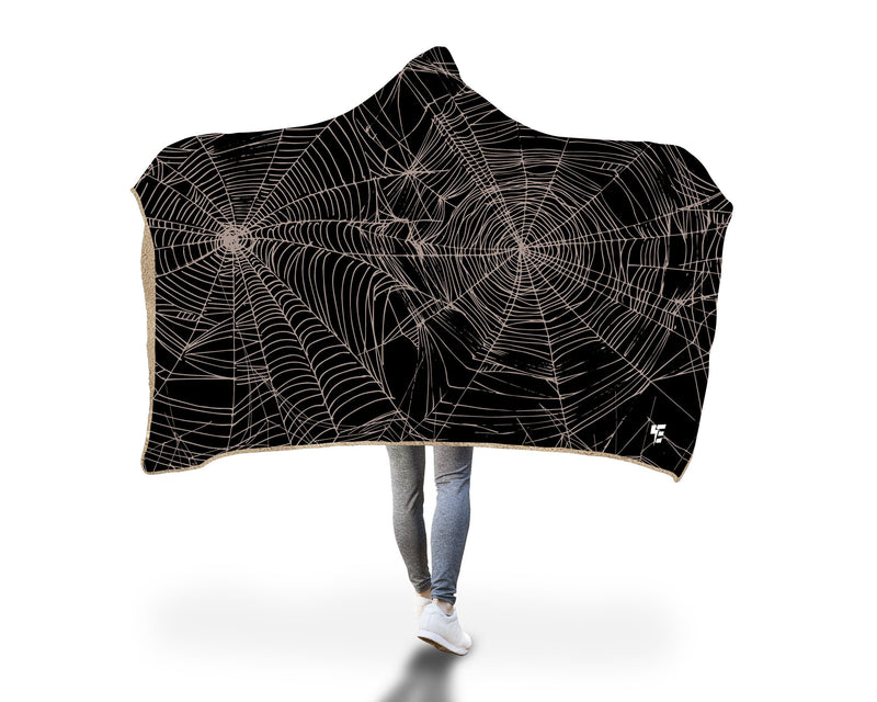 Darkweb Hooded Blanket Hooded Blanket Electro Threads