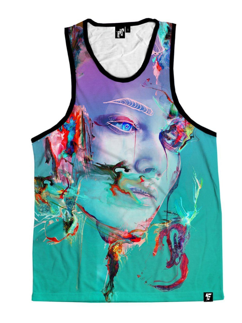 Deep Reality of Here Unisex Tank Top Tank Tops T6