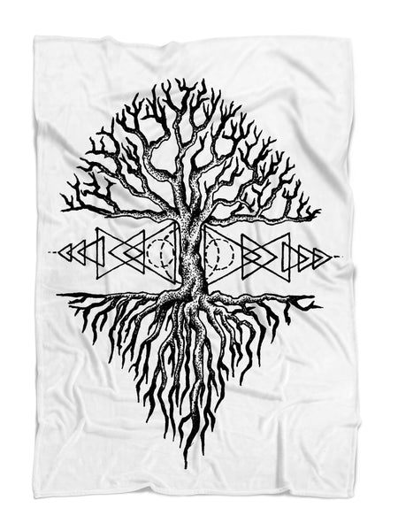 Deep Roots Blanket Blanket Electro Threads