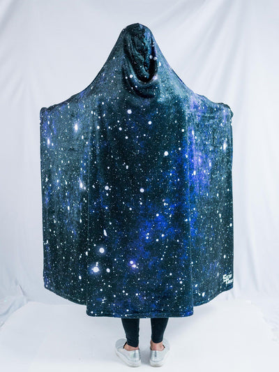 Deep Space Hooded Blanket Hooded Blanket Electro Threads