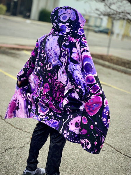 Drippy Drip Dream Cloak Dream Cloak Electro Threads